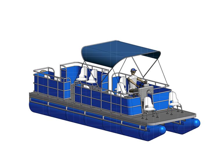 Mazasis laivas P7.5x.2.5 l2